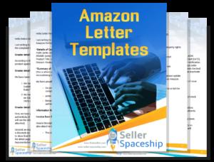 Amazon Letter Templates