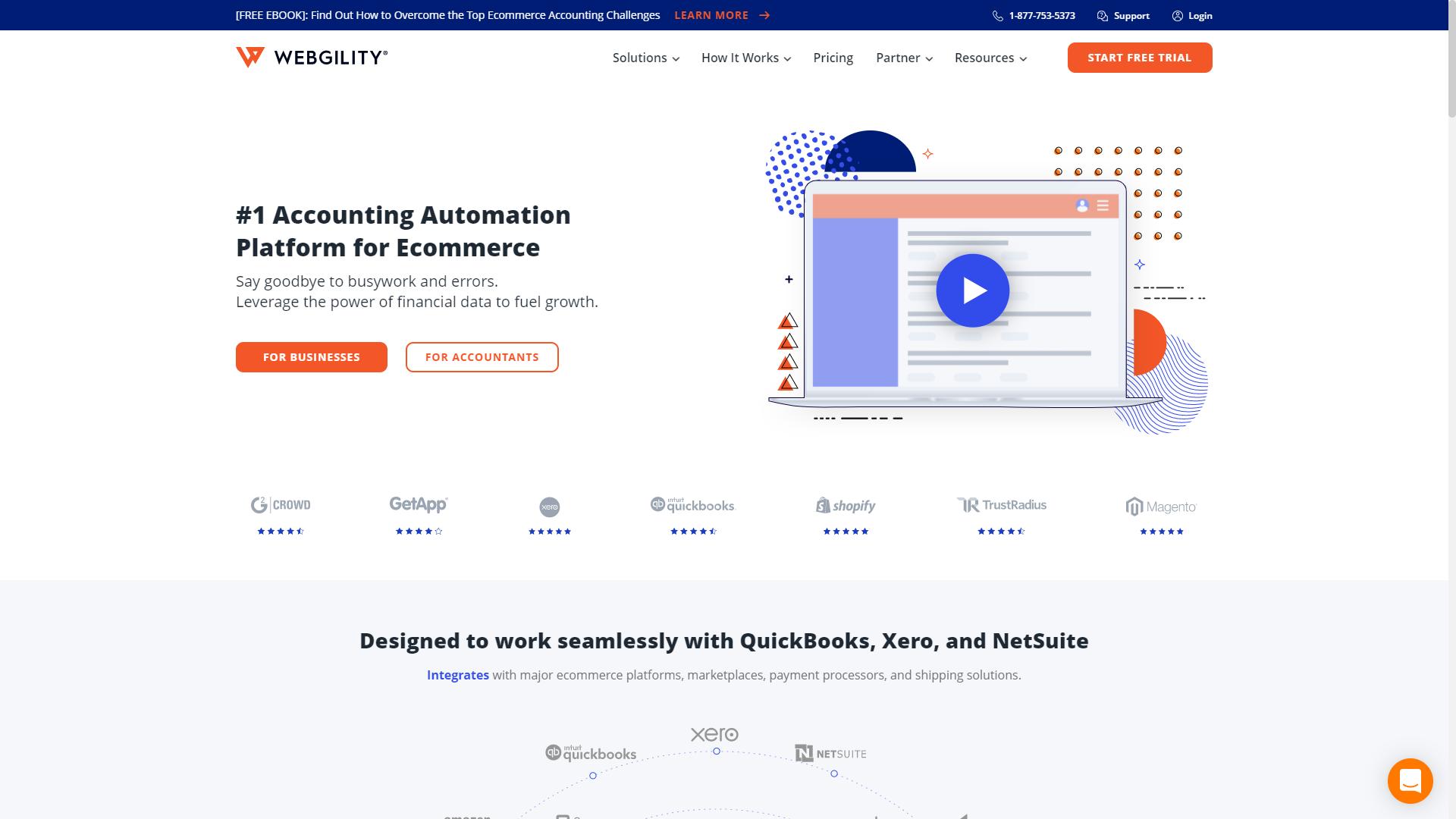 Webgility for Amazon - Seller Spaceship