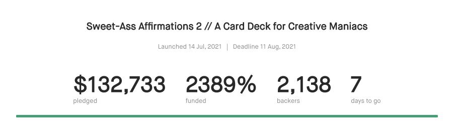 kickstarter - online arbitrage - sellerspaceship.com