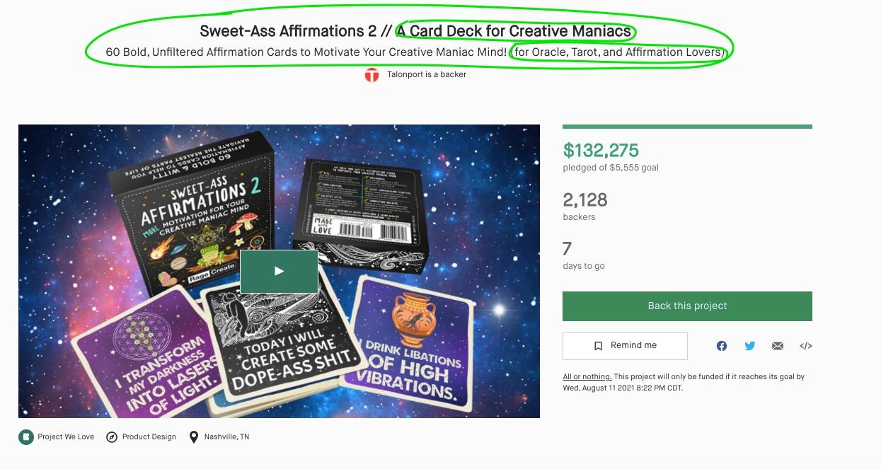 tips for kickstarter - brand launch - sellerspaceship.com